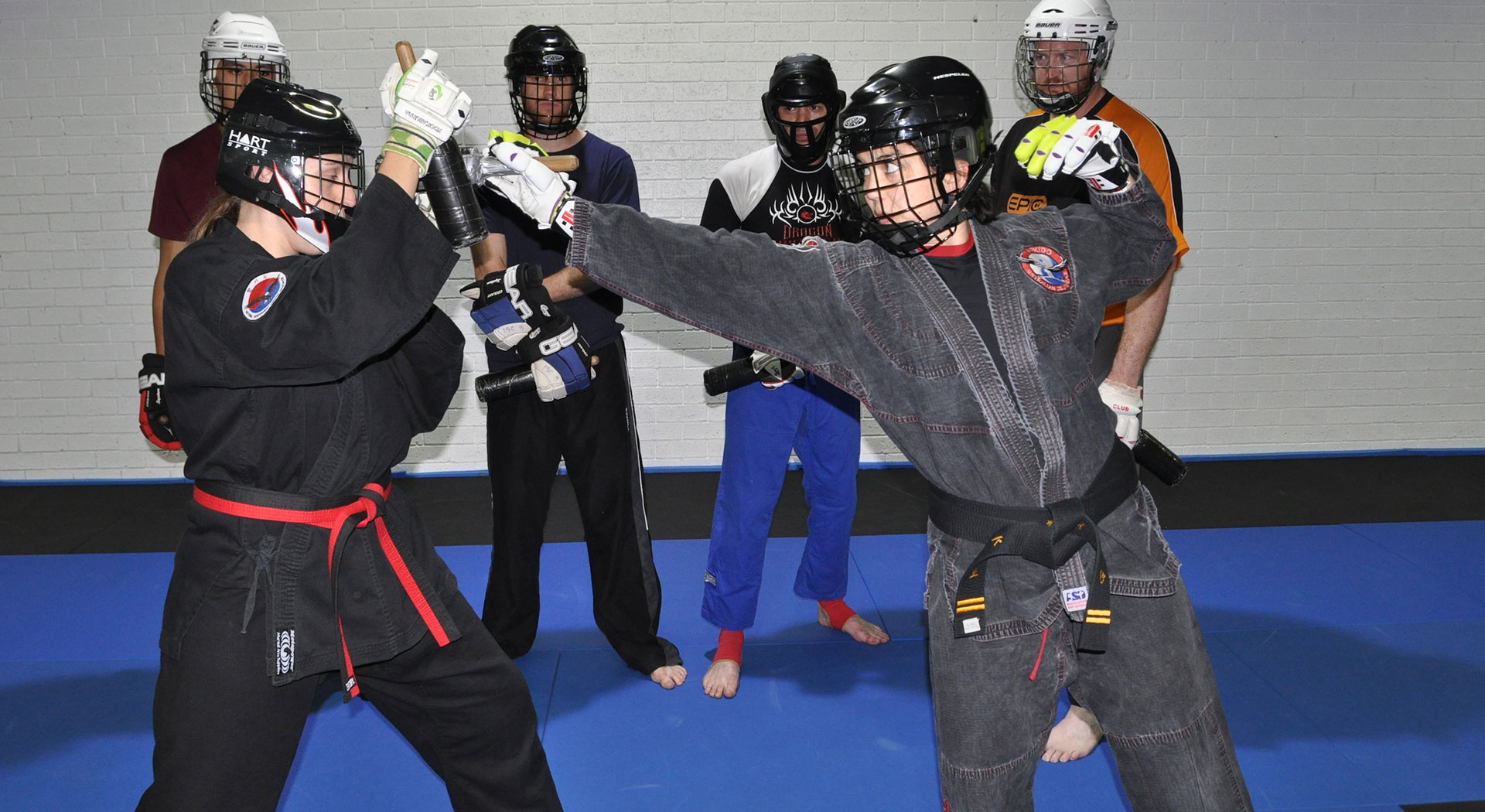 Australian Self Defence Edged and Blunt Weapon Awareness Martial Arts Training Canberra