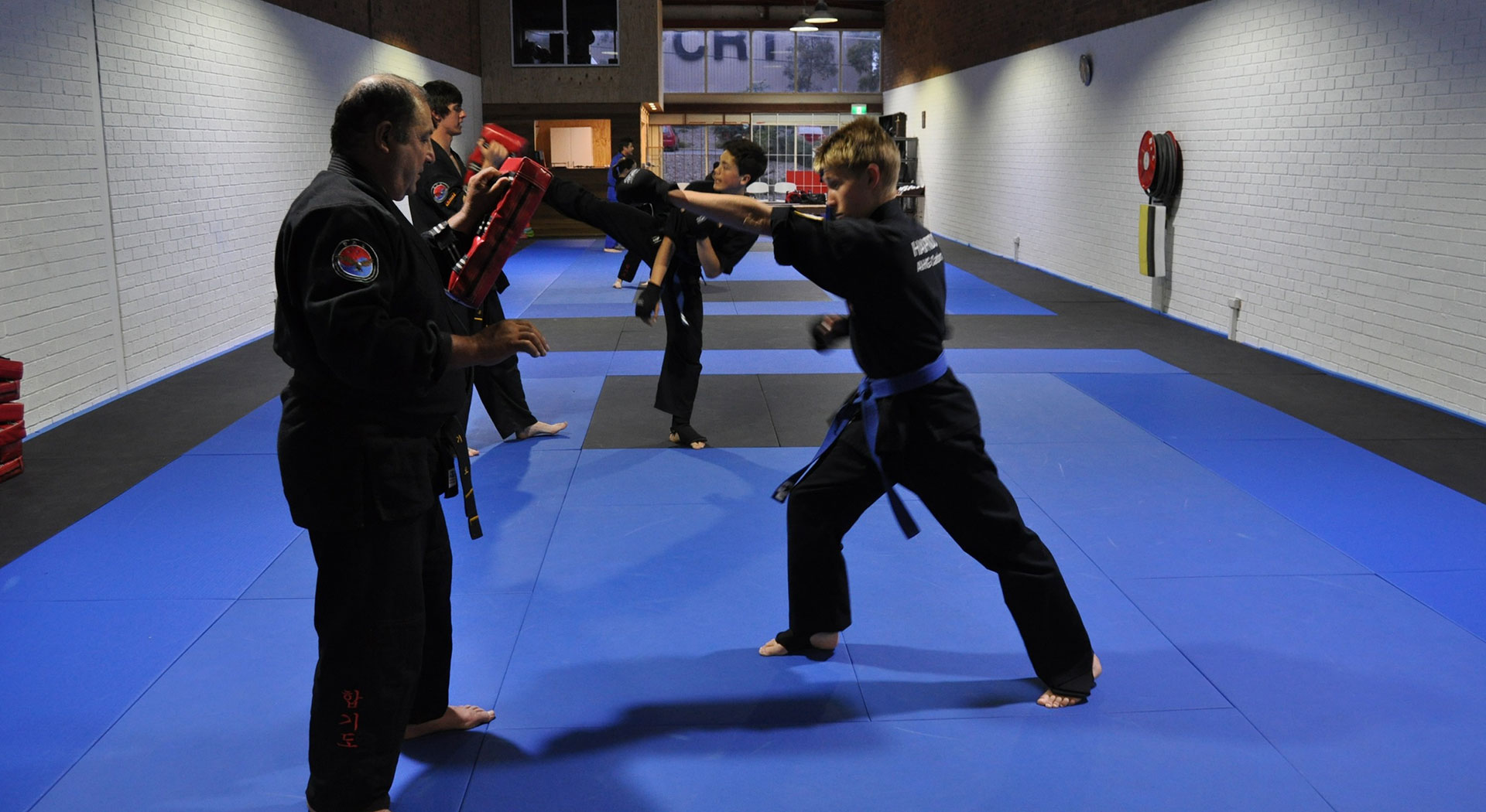 Australian Self Defence Sport Sparring Martial Arts Training Canberra