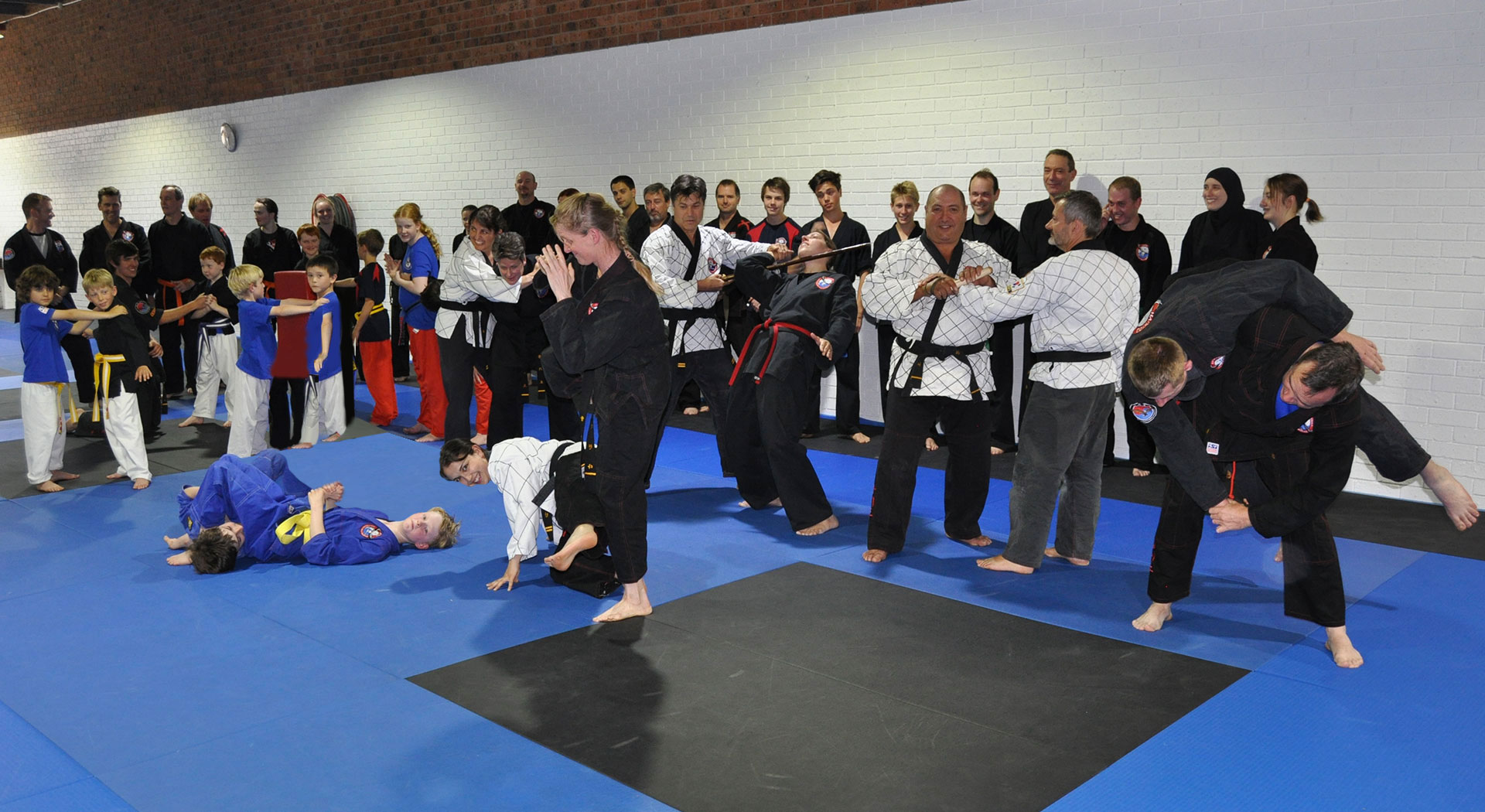 Australian Self Defence Martial Arts Programs