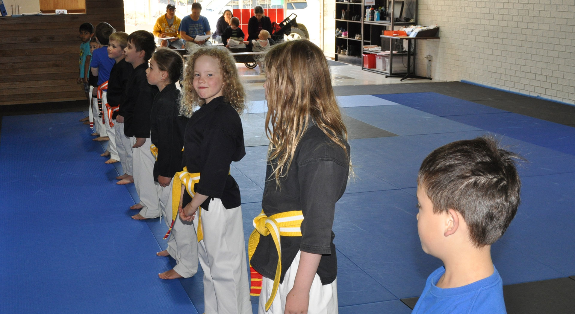 Australian Self Defence Children's Hapkido Martial Arts Training Canberra